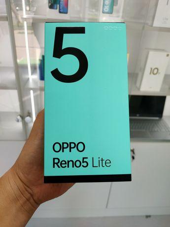 Oppo Reno 5 Lite 8/128gb чёрный НОВЫЙ