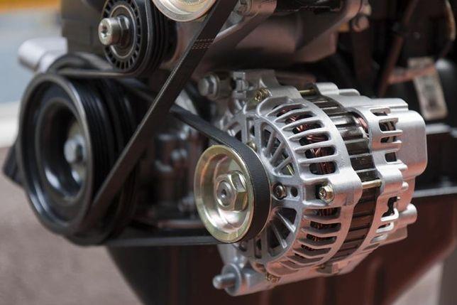 Reparatie alternator electromotor