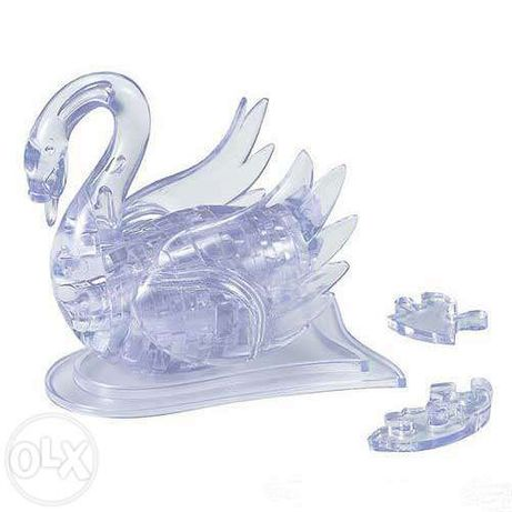 3D пазл Лебедь