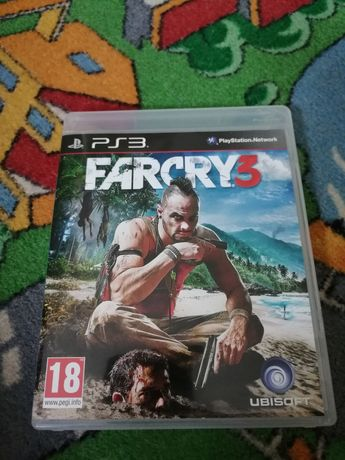 Joc original Far Cry 3 pt consola PlayStation 3