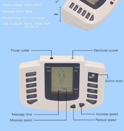 Stimulator muscular electric