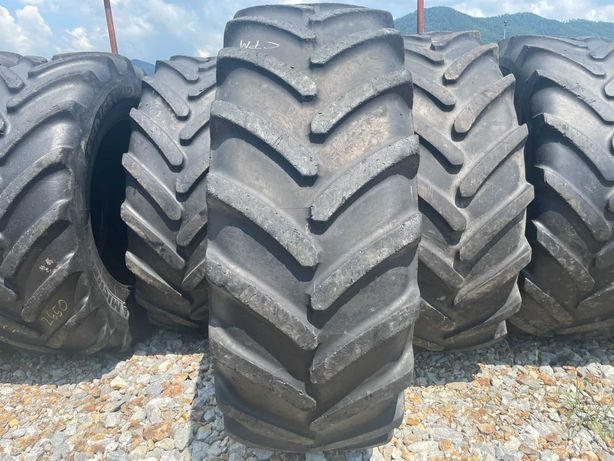 XM108 cauciucuri tractor 650/65r42 Michelin anvelope second hand TVA