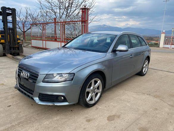 Ауди А4 Б8 / Audi A4 B8