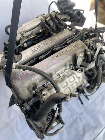 Контрактный двигатель на Ниссан Primera