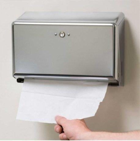 Бумажные салфетки (полотенца) Z укладка