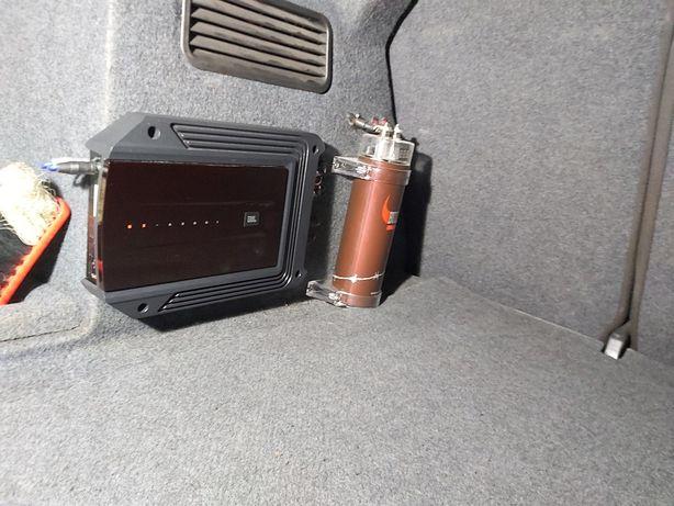 Montaj / instalare subwoofer mp5 navigatie casetofon/ boxe/ subwoofer