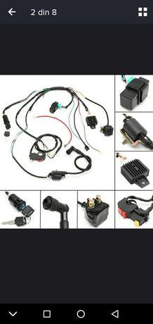 Instalatie electrica ATV cross INTRE 50 si 125CMC