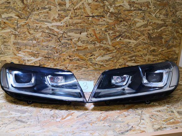 Ляв и десен фар от Фолксваген Туарег / WV Touareg II Facelift LED 2016