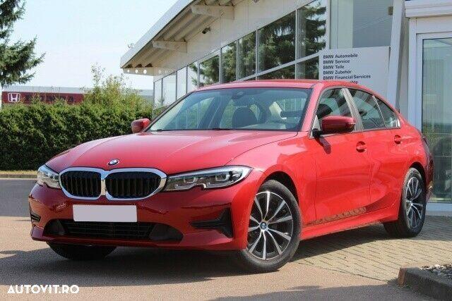 BMW Seria 3 Discount 12%, 320i Sport Line, LED, leasing, garantie 2022