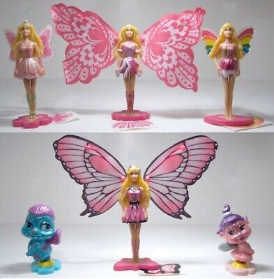 Kinder serie completa Barbie fairytopia