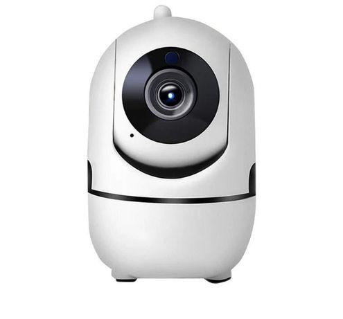 Wi-fi камера купольная, компактная 2мп, запись звука, ночное