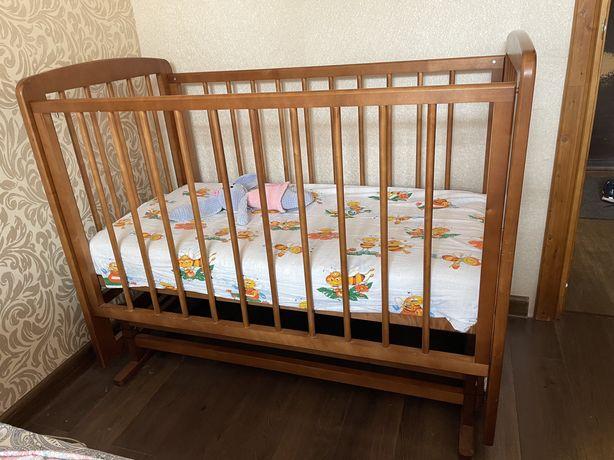 Манеж детская кроватка