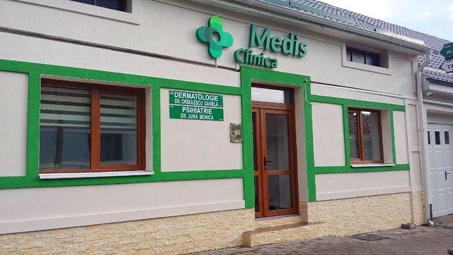 Clinica Medis ofera cabinete medicale spre inchiriere sau colaborare