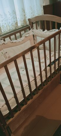 Манеж кровать детская