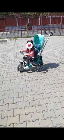 Tricicleta Coccolle Giro