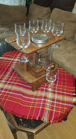 Поставки/стойки за вино ръчно изработени