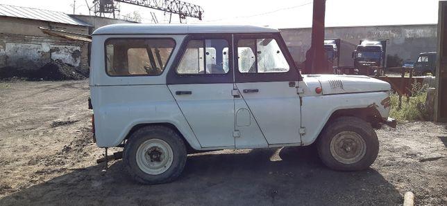УАЗ 3151 комплектный