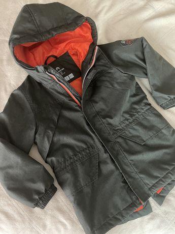 Осенняя куртка/парка