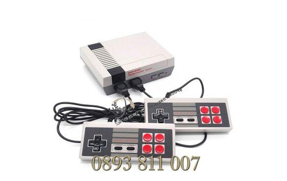 ПРОМО! Игрова конзола Nintendo/Нинтендо 620 2бр. джойстици С 620 ВГРАД