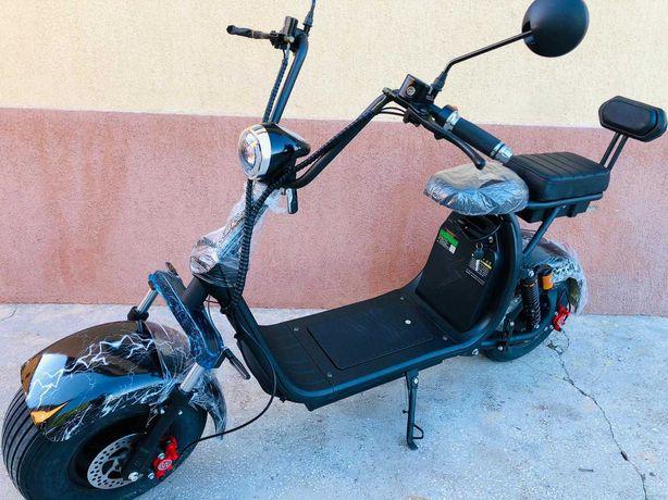 Scuter electric Harley Eco - Model Full, fara permis