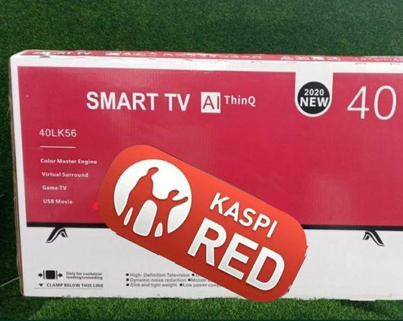 Новый 102см Смарт тв LG запечатанный с гарантией телевизор новинка