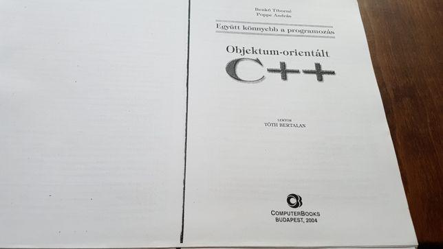 Vand carte listata C++ in maghiara
