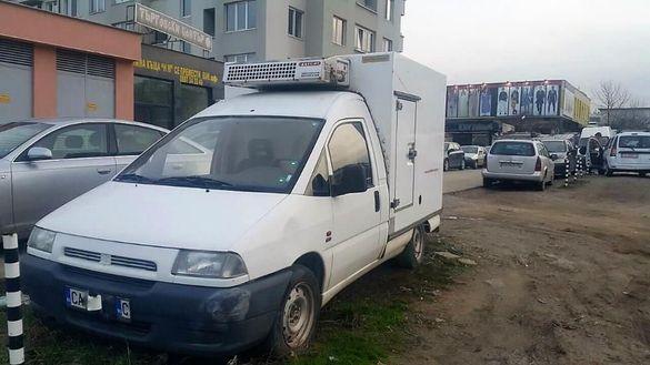 фиат скудо 1,9 тд 90 кс.1999г, термо-фургон  fiat scudo