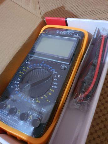 Цифровой Мультиметр высокого качества DT920A5  летняя распродажа