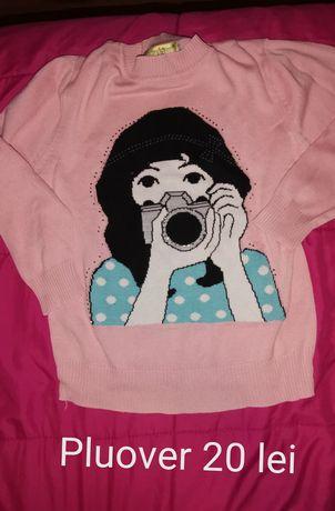 Vând bluze fete diferite marimi