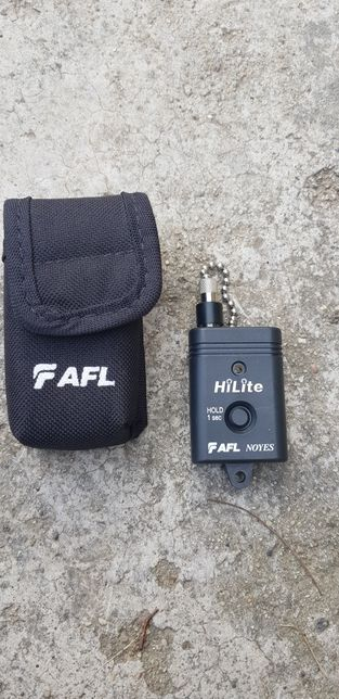 Lanterna laser localizator defecte fibra optica Afl Noyes Hilite