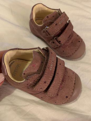 Pantofi sport fetite Geox, marime 19 + CADOU