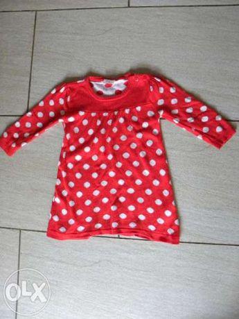 бебешка рокля F F, размер EUR74, 6-9месеца