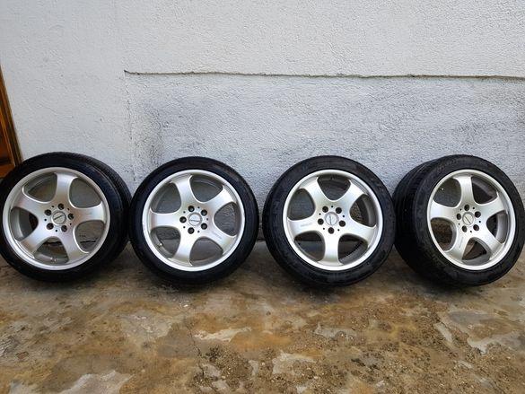 Джанти карлсон Carlsson 18 оригинални със гуми