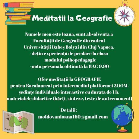 Meditatii Geografie Online
