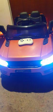 Mașinuță electrică Road Racer,portocalie