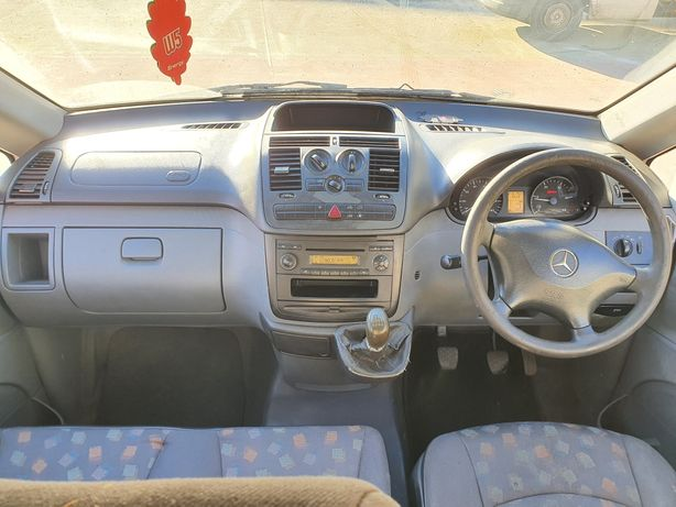 AirBag Mercedes Vito w639 2008