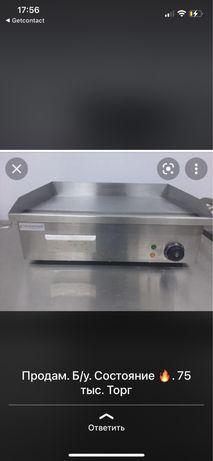 Продам бургер печь