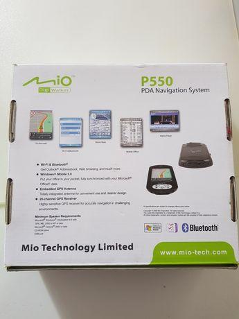 Navigatie GPS Mio P550