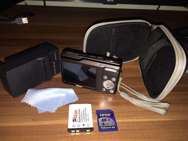 Nikon coolpix s210 8-megapixel