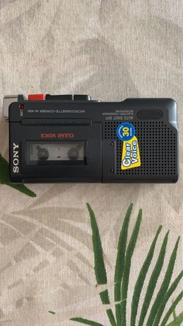 Кассетный диктофон Sony M-450