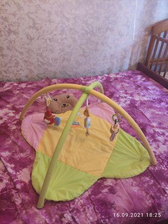 Игровой детский коврик