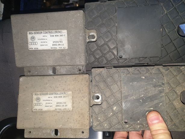 Nox senzor si calculator nox sonda lambda golf4 BORA 1.6 FSI Bad 81 kw