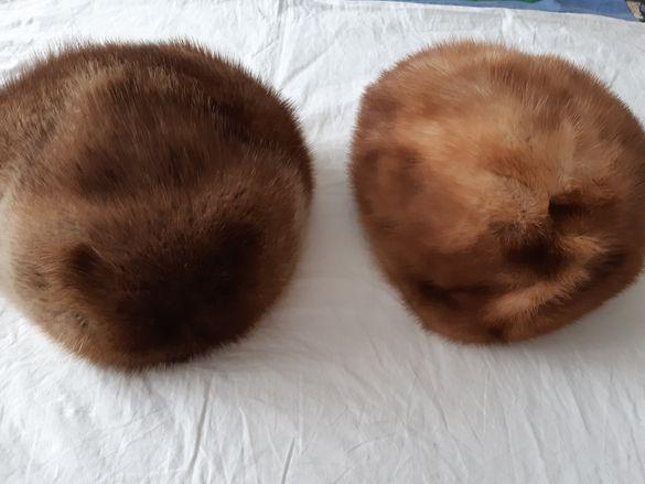 шапки от естествен косъм