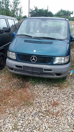 Piese mercedes vito 2.3 td si 22 cdi