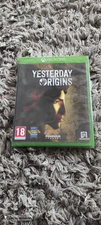 Joc/jocuri sigilat Yesterday Origins Xbox One   Original