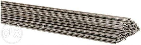 Титаниева тел , пръчки за заваряване.Титаниеви пръчки от 1 до 10мм.