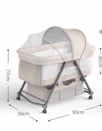Детская кроватка / манеж