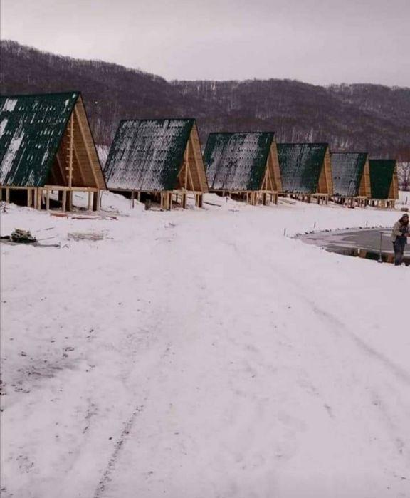 Vând și confecționăm căsuțe din lemn Cluj-Napoca - imagine 1
