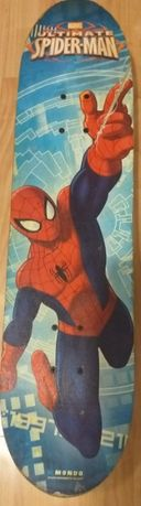 Skateboard pentru copii - Spiderman Mondo 80 cm
