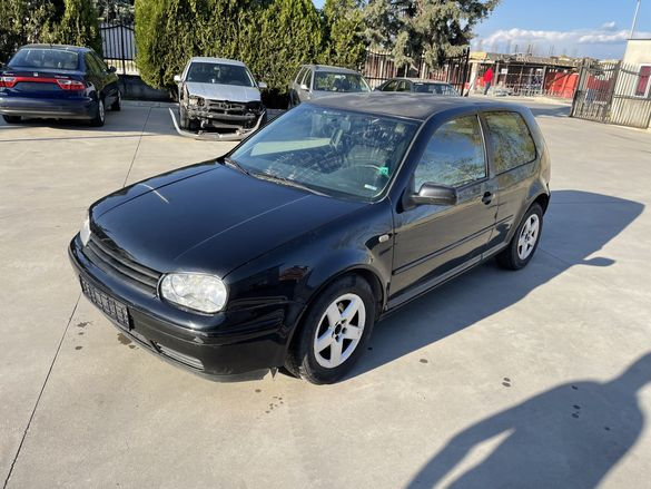 VW Golf 4 1.8 125к.с